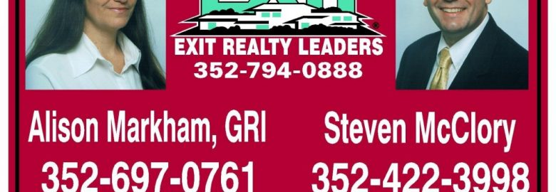 Citrus County Florida Real Estate – EXIT Realty Leaders